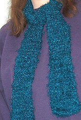 Bernat: Pattern Detail - Boa - Long Scarf (knit)