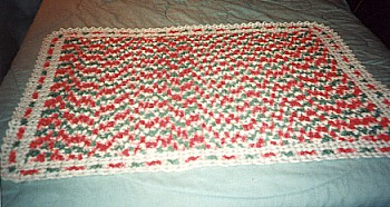 Country Baby Afghan Photo