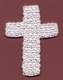 Crochet Cross : CROCHET CROSS PATTERNS ? Free Patterns