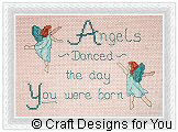 Angels Danced Sampler