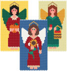 Harvest Angels Beaded Banners