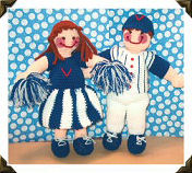 Jeremy & Julie Dolls