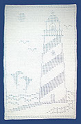 Filet Crochet. Some Creative Ideas. - How to knit and crochet smart