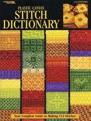 Plastic Canvas Stitch Dictionary Book