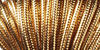 Darice Bright Jewels Metallic Cord GOLD