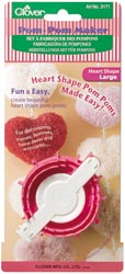 Large Heart Pom Pom Maker