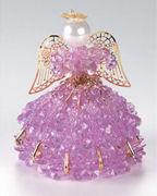 JUNE Alexandrite Beaded Angel Kit