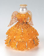 NOVEMBER Topaz Beaded Angel Kit