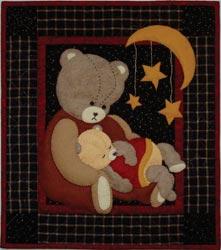 Free Crochet Bear Applique Pattern | crochet | Pinterest